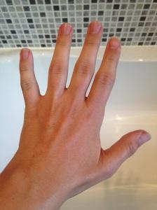 Left Hand October 2014