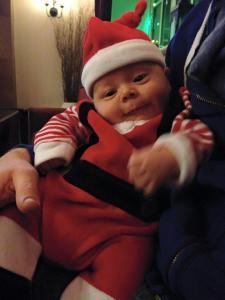 Christmas celebrations!!